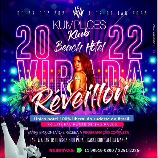 REVEILLON NO KUMPLICES KLUB BEACH HOTEL!!!!!